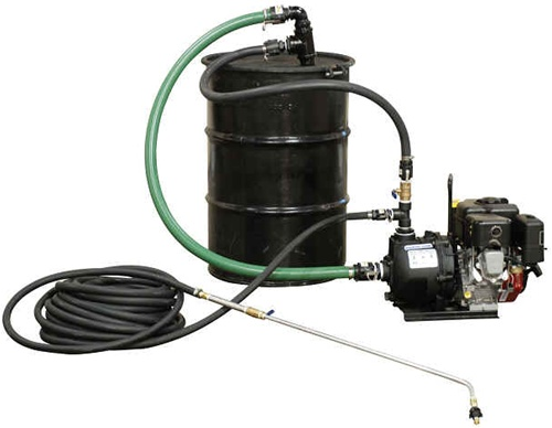 Sealcoating Spray System Asphalt Kingdom Ak2200 B 55
